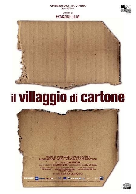 Il Villaggio Di Cartone Poster Italia 001 Mid
