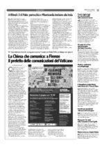Settimana comunicazioni Sociali – diocesi di Firenze